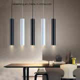 Het LEIDENE Licht van de Vlek in Aluminium voor BinnenDecoratie