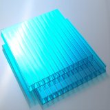 Halb transparentes Polycarbonat-Blatt für Dekoration