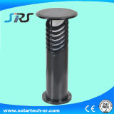 Lámpara solar accionada solar 15W de la luz principal del poste dos