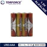 Mercury&Cadmium freie ultra alkalische Batterie (LR6/AA Größe)
