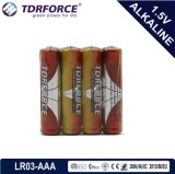 Mercury&Cadmiumの自由な超アルカリ電池(LR6/AAのサイズ)
