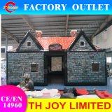 riesiges aufblasbares Zelt des Pub-10*5*5mh für Verkauf, kommerzielles aufblasbares Stab-Zelt für im Freienpartei-Ereignisse