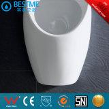 Heet muur-Gehangen Urinoir BC-8010 van de Sensor van het Ontwerp p-Val
