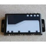 2017 Nuevo Impinj pasivo R2000 Impermeable Chip RFID UHF 860-960MHz fijado Lector de tarjetas integrado con el medio rango de lectura
