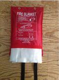 3732 manta resistente al fuego del fuego del paño 550c de la fibra de vidrio
