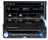 Un jugador estéreo audio del coche DVD/CD/MP3 del coche del estruendo con la pantalla desmontable 7inch