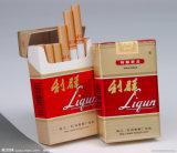 Cadre de papier de empaquetage de cigarette, cadre personnalisé de Papier d'emballage d'impression