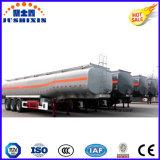 3 Stahlsattelschlepper-oder Tanker-halb LKW-Schlussteil der Wellen-50000L