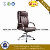 現代オフィス用家具の旋回装置の革執行部の椅子(NS-8041A)
