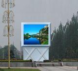 LED 게시판을 광고하는 옥외 풀 컬러 RGB 복각 P10