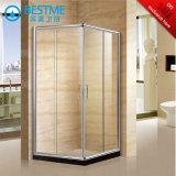 Aleación de aluminio popular sala de ducha de cristal enmarcadas (BL-Z3505)