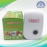 Repeller elettronico ultrasonico magnetico del parassita della zanzara per l'insetto della zanzara dell'errore di programma del mouse