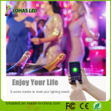 De Slimme LEIDENE WiFi Werken van de Bol met de Afstandsbediening van de Echo Alexa door Smartphone Ios & Android Google Home, WiFi Smart Bulb van slimme LEIDENE WiFi Dimmable E27 9W RGBW van de Gloeilamp