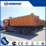 Speciaal voor Camion van Algerije de Vrachtwagen van de Stortplaats van Shacman F2000 6X4