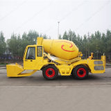 具体的なミキサーのトラックをロードする自動推進4X2具体的なミキサーか自己