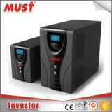 Línea de reserva larga UPS interactiva 650va 800va 1000va 1200va de la mini del uso visualización elegante casera del LCD