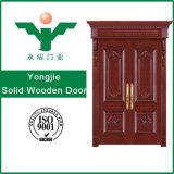木製の内部の外部の固体木の競争価格の優秀なドア