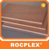 Madera contrachapada del suelo del envase de Rocplex, con madera contrachapada de la insignia