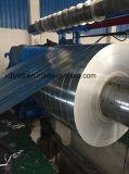 Tira de aluminio para los remaches