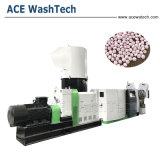 El reciclaje de plástico PP Línea de producción de gránulos de PE