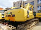 Excavatrice utilisée de KOMATSU PC220-7 d'excavatrice de chenille de KOMATSU PC220-7