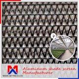 Paño de aluminio de la cortina del ahorro de la energía el 15%~80% franco