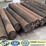 Barra redonda de aço do molde H13/1.2344/SKD61 para o aço de fundição