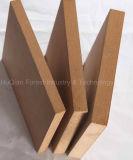 MDF Duvar Paneli/MDF van het kabinet Materiële Prijzen van het Blad 1220mmx2440mmx18mm E1 voor In het groot MDF