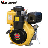 14HP 열쇠 구멍 샤프트 디젤 엔진 전기 시작 (HR192FB)