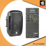 15 Zoll PRO350w Digital Ampere aktiver Plastiklautsprecher PS-4015debt USB-Ableiter-FM Bluetooth EQ