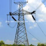 Torre profesional del acero de la potencia de la alta calidad del diseño
