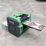 Impressora Flatbed UV da esfera de golfe A3 da caixa do telefone do foco
