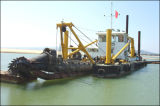 浚渫船で使用されるWn44dsの砂型で作るアダプター