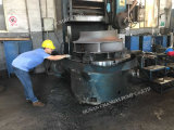 Bomba centrífuga gradual de la agua caliente del motor eléctrico del acero inoxidable 304