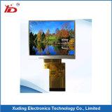"""7 """" 전기 용량 접촉 위원회를 가진 TFT LCD 스크린 해결책 320X240 높은 광도"""