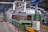 アルミニウムまたは銅棒のための傾斜炉の暖房の炉