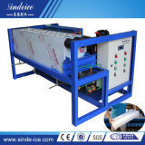 Fábrica de China al por mayor 3t Máquina de bloques de hielo con el servicio