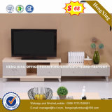 Code de conception classique MDF jambes meuble TV en bambou (HX-8NR0856)