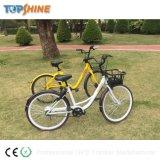 Topshine mais recentes de bicicletas eléctricas inteligentes com o Sistema de Rastreamento por GPS