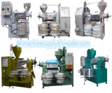 空気圧フィルター供給が付いているゴマか大豆油の出版物機械