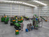 EUの標準の機械をリサイクルするよい価格ペットプラスチックびん