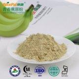 Het natuurlijke Groene Poeder van de Banaan voor het Product van de Gezondheidszorg