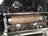 Tipo máquina de secagem da correia de Kwzd do alimento do vácuo da micrôonda