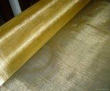Acoplamiento de cobre amarillo del filtro de agua del acoplamiento de la pantalla de alambre de China