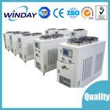 Unidades do refrigerador de água bebendo com industrial