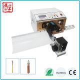 Вырезывание кабеля новой технологии Dg-220t автоматическое изолированное обнажая и переплетая машину