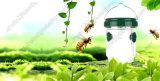 Сад инструмент борьбы с сельскохозяйственными вредителями УФ лампа на солнечной энергии Wasp ловушки