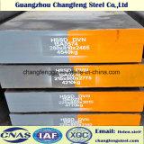 Stahlplatte der Form-1.2379/D2/SKD11 für speziellen Stahl
