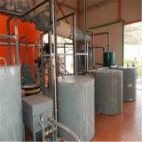 기계 공장 기름 재생 플랜트 사업을 재생하는 이용된 윤활유 기름