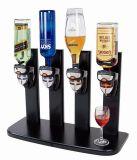 Машина распределителя вина машины съемки пива 4 бутылок, пиво или распределители ликвора